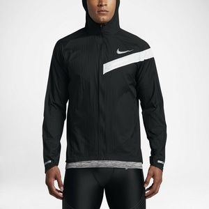 Nike Impossibly Light Hooded Men`s Running Jack